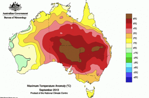 Austalia Well On Its Way To Hottest Year Ever ThinkProgress