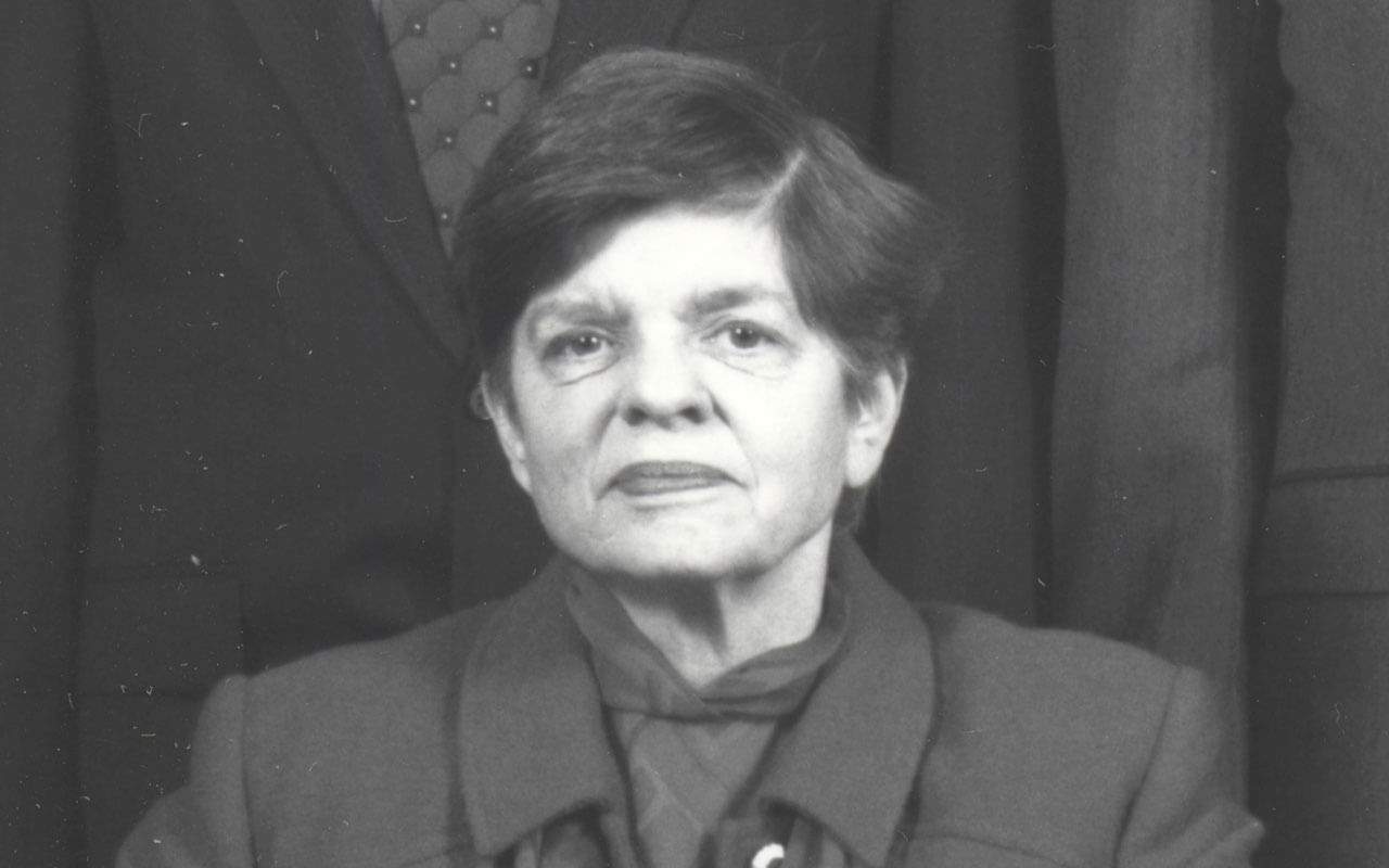 Alice M. Rivlin as on the Federal Reserve Board of Governors, 1997.