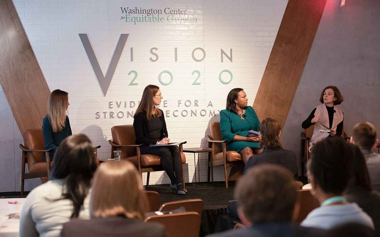 On Nov. 1, Equitable Growth hosted Vision 2020: Evidence for a Stronger Economy.